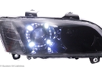 08-09 Pontiac G8 Headlights Retrofit