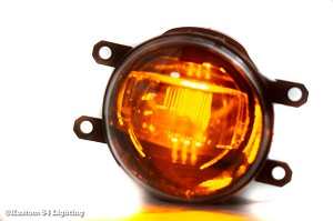 06-12 Toyota Rav4 Amber LED Fog Lights